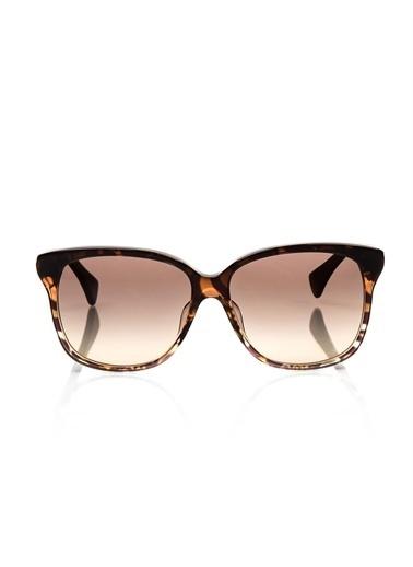 Emilio Pucci  Ep 728 236 Kadın Güneş Gözlüğü Kahve